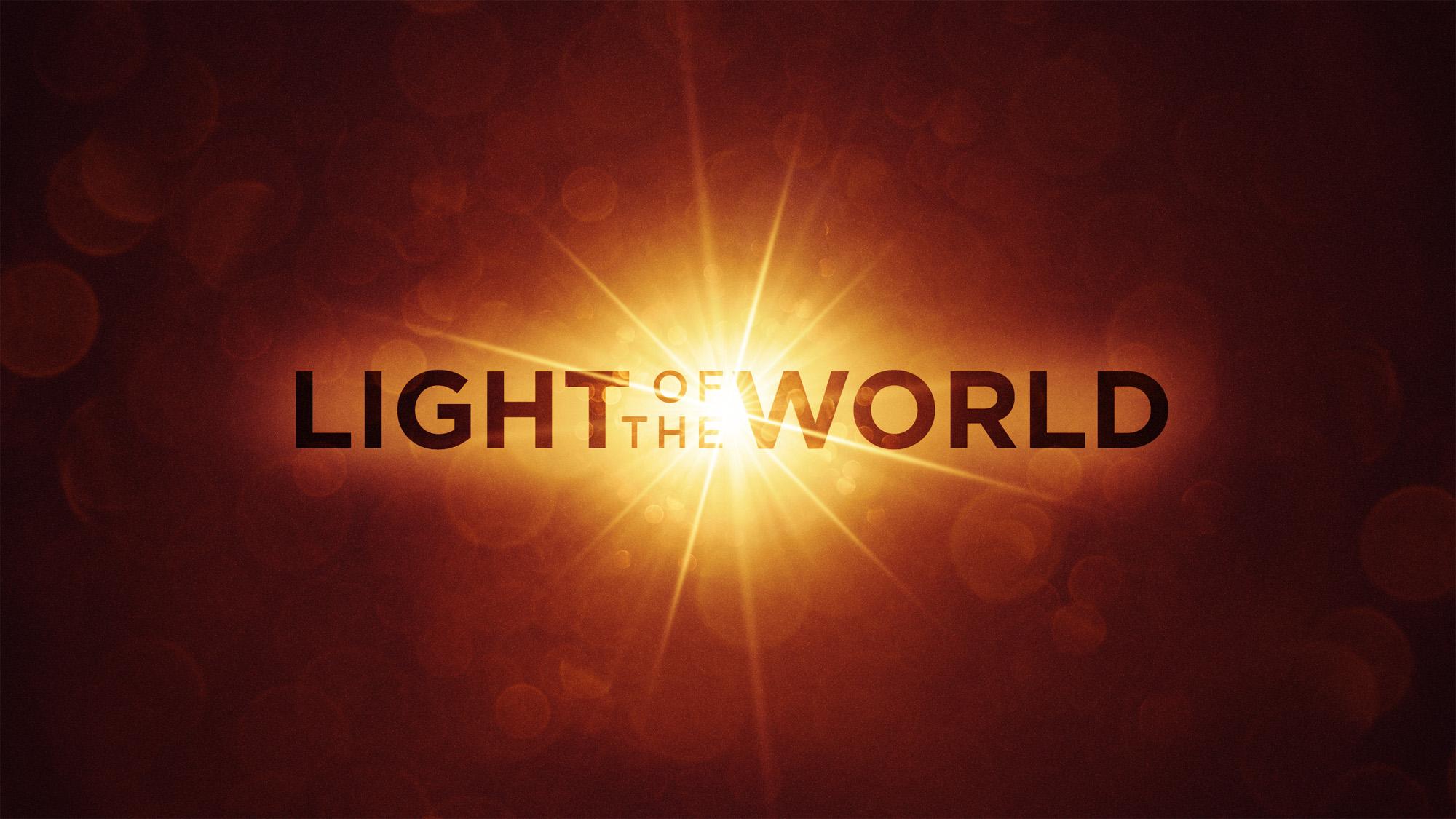 "#MotivationalMonday with Pastor Gordon ""Ep. 2 The Light Of The World Part 2"