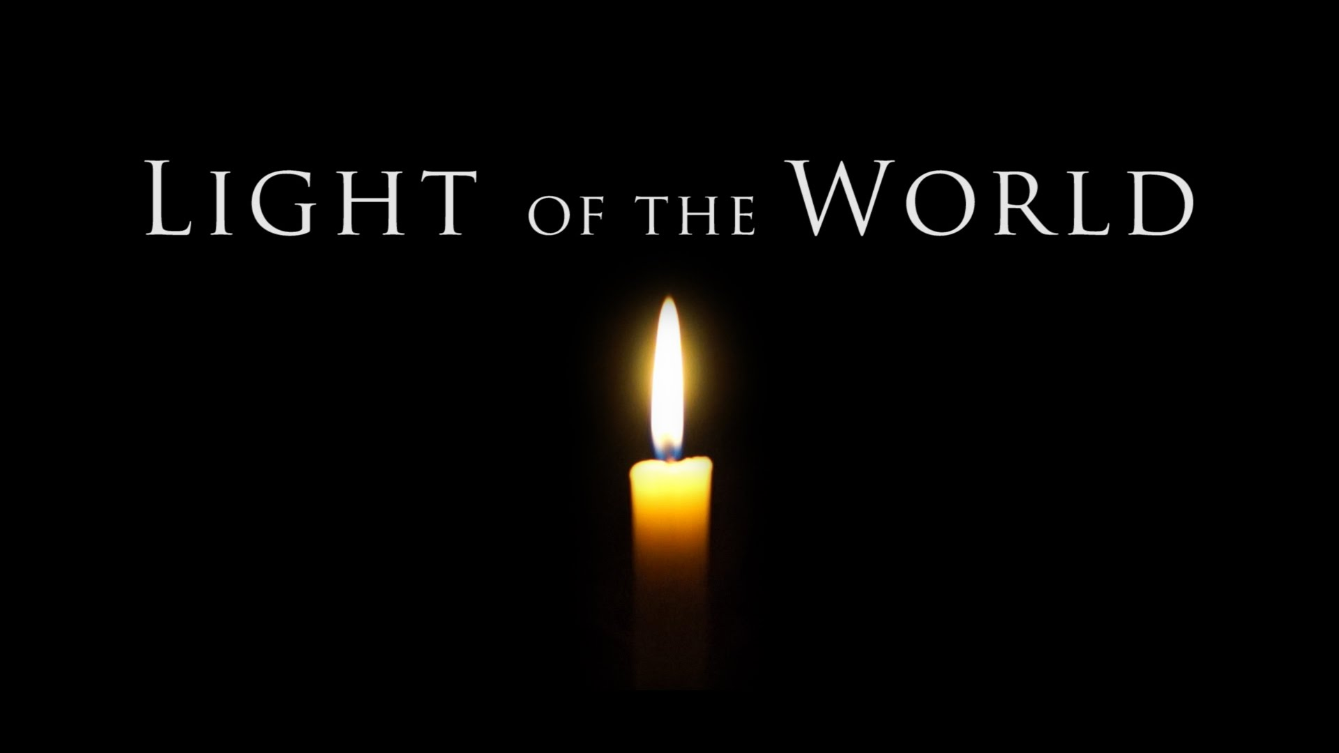"#MotivationalMonday with Pastor Gordon ""Ep. 3 The Light Of The World Part 3"""