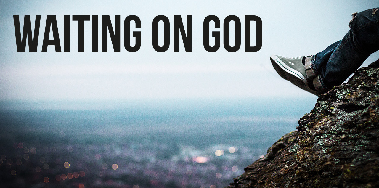 """#MotivationalMonday with Pastor Gordon """"Ep. 5 Waiting In Spite of our Wounds"""""""