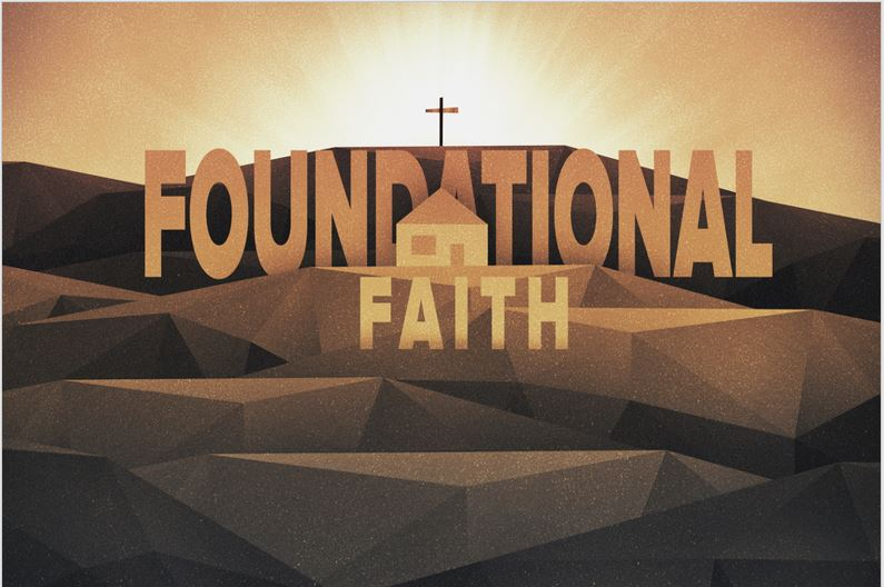 Jan.17th,2018 - C.O.R.E Foundational Faith