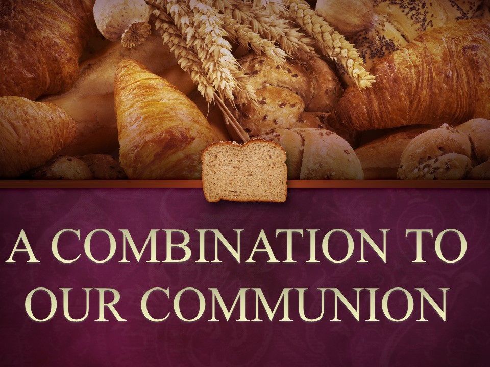 March 14th, 2018 - C.O.R.E A Combination To Our Communion