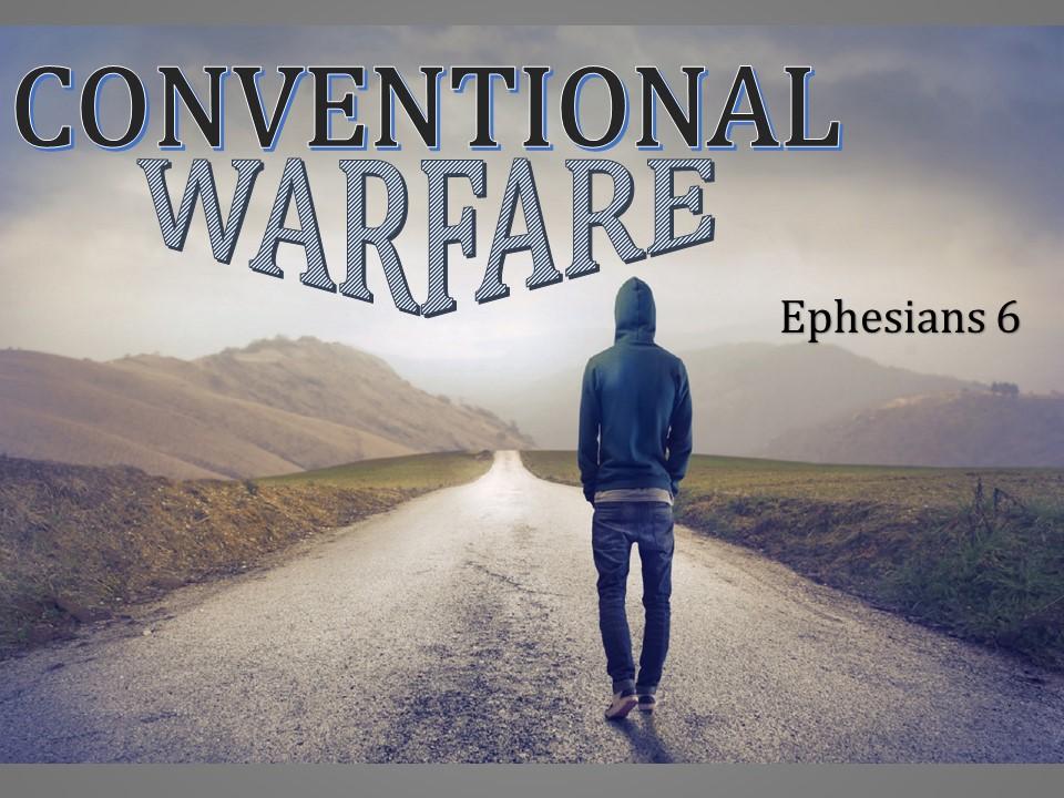 May 16th C.O.R.E Conventional Warfare