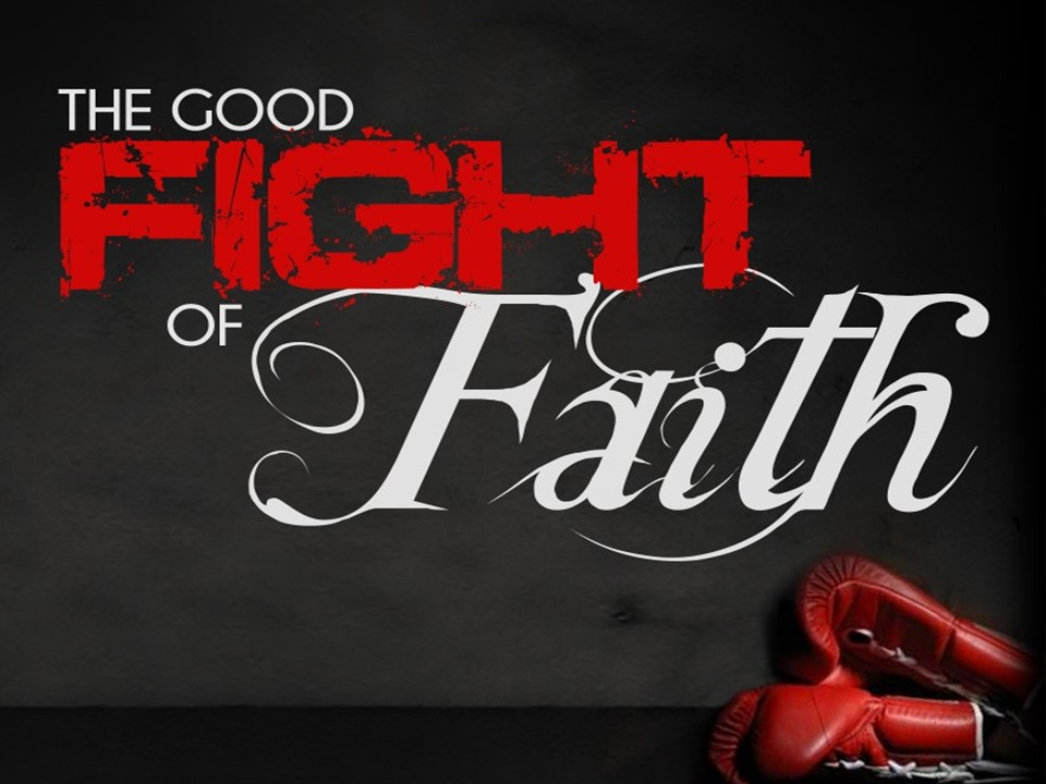 Sept.12th,2018 C.O.R.E The Good Fight of The Faith