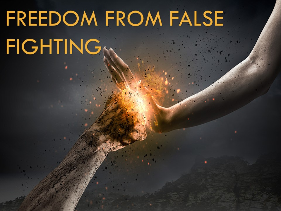Sept.19th,2018 C.O.R.E Freedom From False Fighting